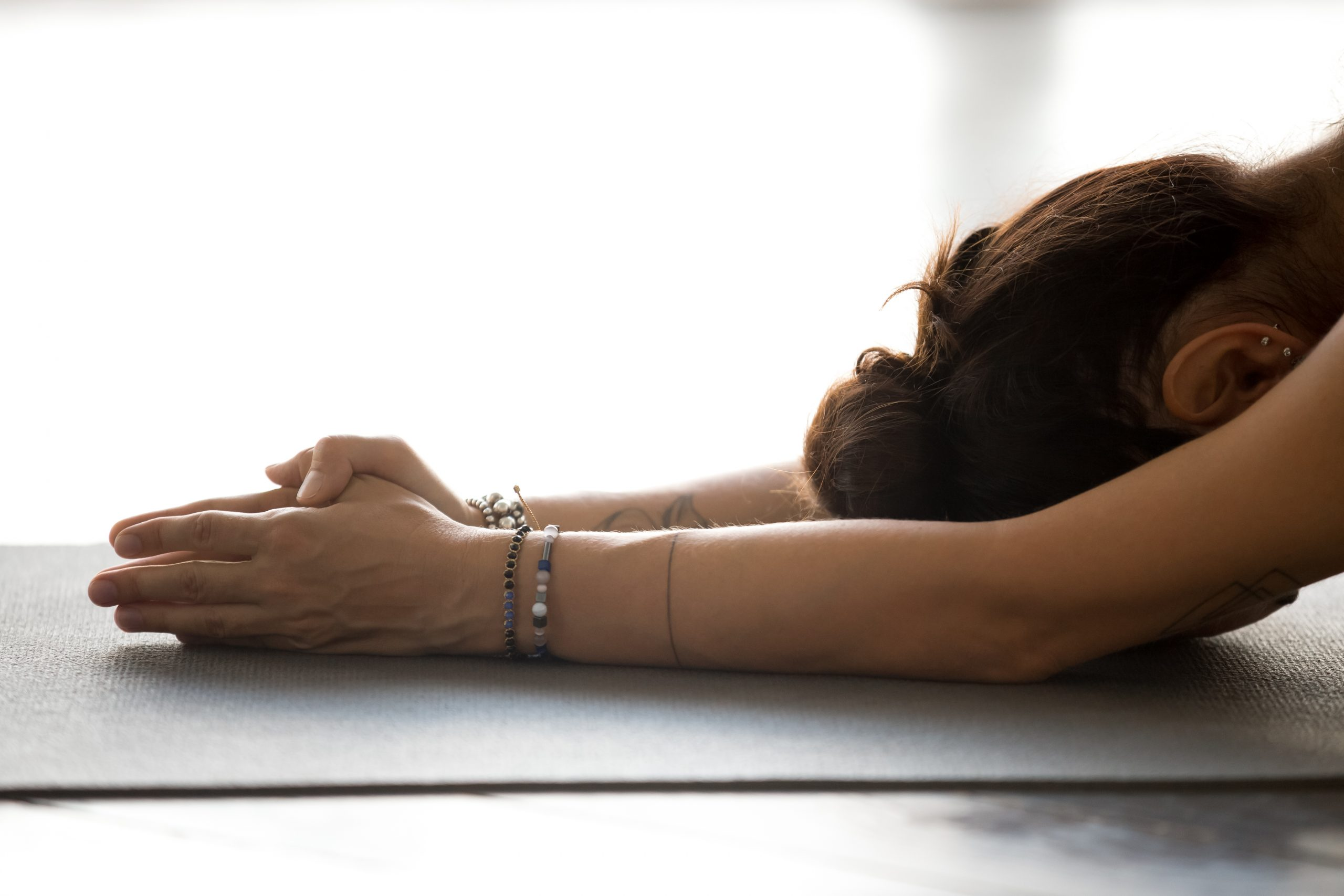 Yoga Front Pose